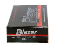 Blazer 32 Auto 71 Gr. TMJ 50 Rounds/ Box