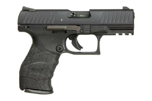 This is a Walther PPQ M2 chambered in .22 lr.