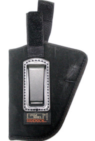 Uncle Mikes Sidekick Inside-The-Pant Holster- Blk- LH Size 0