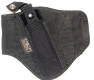 Uncle Mikes Sidekick Super Belt Slide Holster- Blk- LH/RH Size 2
