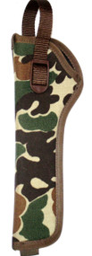 Uncle Mikes Sidekick Camouflage Hip Holster- LH Size 4