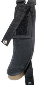 Uncle Mikes LE Pro-Pak Vertical Shoulder Holster-Blk- RH Size 5