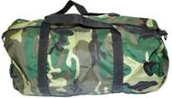 Nylon Camouflage Duffel Bag