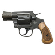 This is a Rock Island Armory model M206 revolver chambered in .38 special.