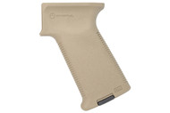 This is a genuine Magpul MOE AK Grip that will fit on your AK platform firearm, Flat Dark Earth (FDE).