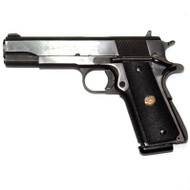 This is a Thompson Auto-Ordnance 1911 chambered in .45 acp, West Hurley.