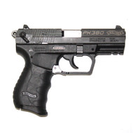 This is a Walther PK380 .380 acp, USED.