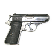 This is a Walther PPK/S .380 acp, USED. This firearm has proof marks from West Germany.