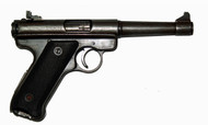 This is a Ruger Mark I .22 lr, USED.