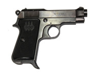 This is a Beretta 1934 pistol chambered in 9mm kurz / .380 acp, USED.