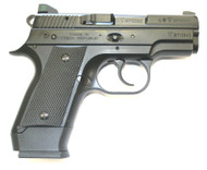 This is a used CZ 2075 D Rami chambered in 9mm. Come with two (2) mags