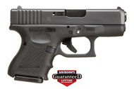 This is a Glock 27 40s&w, Gen 4, with a black finish. Comes with (3) 9 Round Magazines.