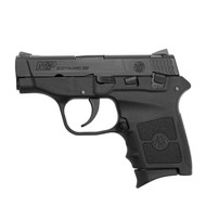 This is a Smith & Wesson Bodyguard .380 acp. Great concealed carry gun weighin in at a mere 12 ounces. Comes with (2)-6 round magazines.