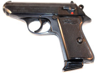 PPK/S in great condition. Chambered in 9mm Kurz (380).