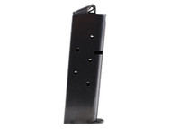 This is a 7 round magazine for the Colt 1911 Government .380 acp, made by Metalform.