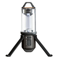 Bushnell compact lantern, great for camping or an emergency backup light. Requires four (4) AA batteries (not included)