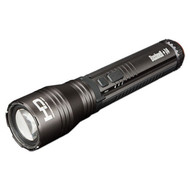 Bushnell 300 lumen LED flashlight. Rubicon designed for high lumen output.