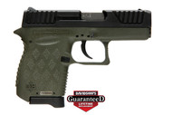 This is a Diamondback DB9 9mm, O.D. Green frame.