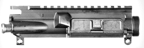 This is an Anderson AM-15 assembled upper receiver.