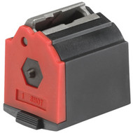 This is a standard Ruger factory 1 round magazine for the 10/22.
