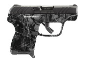 This is a Ruger LCP II .380 acp, with Moon Shine Reduced Harvest Moon Camo . This new version of the LCP features a number of great upgrades.  Short, crisp, single-action trigger pull.