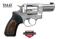 This is a Ruger GP100 chambered in .357 magnum. Special TALO Edition
