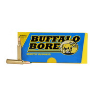 This is a 223 sniper round with a green ballistic tip; Manufactured by Buffalo Bore!