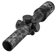 MTAC 1-4x24mm scope. 30mm tube, illuminated ballistic AR reticle