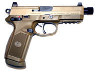 FNX-45 Tactical in FDE manufactured by FNH