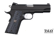 Ruger® SR1911® 9mm. Special TALO edition called the Night Watchman Commander