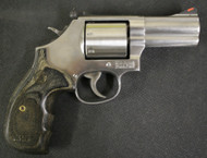 used 686 Plus in 357 magnum that has a capacity of 7 shots.
