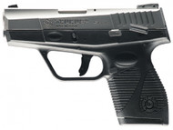 Taurus PT-740 Slim 40 S&W. Comes with (1)-6 round magazine.