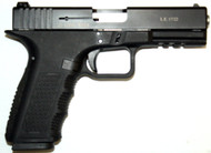 Lone Wolf Glock lower with an Advantage Arms INC upper in .22 LR. Comes with One (1) 10 round magazine.