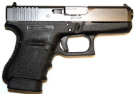 Used Glock 36 chambered in .45 ACP. This comes with two (2) 6 round magazines.