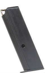 This is a pre-owned 7 round factory magazine for the Walther PP/ PPKS 380 acp / 9mm kurz.
