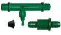 9-0722-01 Mazzei Injector #984K Mixing Package includes Mazzei LGM and Reducer Nozzle for maximum ozone dissolution