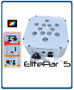 ElitePar 5 RGBWA - White