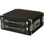AR-04DR carpeted amp rack