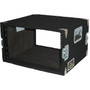 AR-06DR carpeted amp rack