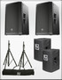 ETX-10P Speaker Package