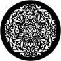 Rosco Antique Rosette Steel Gobo 77783
