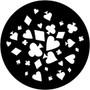 Rosco House of Cards Steel Gobo 78128
