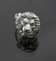 Nine50 Silver Leo Lion Ring