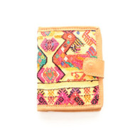 Huipil Passport Wallet