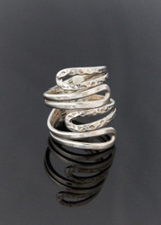 Nine50 950 Silver Ring