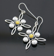 "Silver Earrings ""Espiral"""