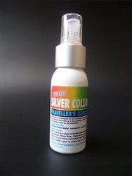 Silver Colloidal Travellers Concentrate 50ml