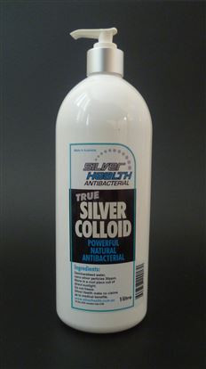 Silver Colloidal Liquid 1 Litre
