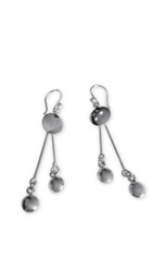 Nine50 ~ Handmade 950 Silver Earrings