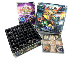 Arcadia Quest Core Game Foam Tray Kit